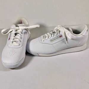 Reebok Princess Classic Women's Sneaker, Size 7W